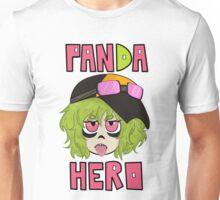 Panda Hero Unisex T-Shirt