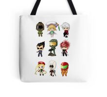 Chibi Gamers Set 1 Tote Bag