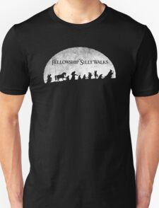 The Fellowship of Silly Walks T-Shirt