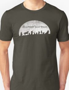 The Fellowship of Silly Walks Unisex T-Shirt