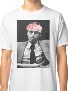 Ted Bundy Flower crown collection. Classic T-Shirt