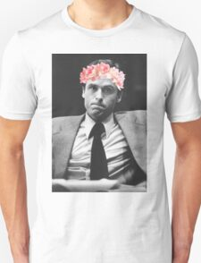 Ted Bundy Flower crown collection. T-Shirt