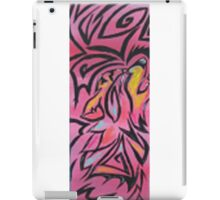 Howling Wolf Sees Colours iPad Case/Skin