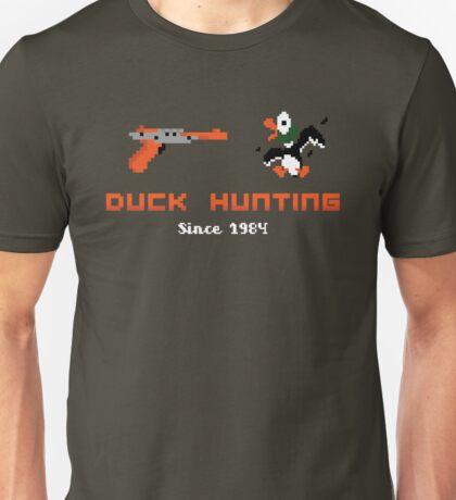 NES Duck Hunting Unisex T-Shirt