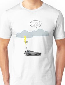 Back to the Future - 1.21 GW Unisex T-Shirt