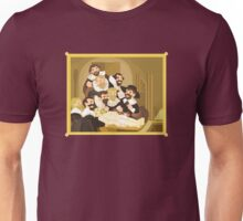 The Anatomy Lesson by Rembrandt Unisex T-Shirt