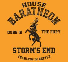 Team Baratheon by Digital Phoenix Design