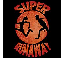 Super Runaway Photographic Print