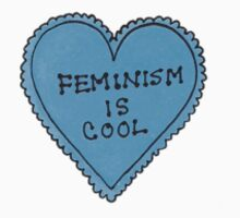 feminism by cheekystickers