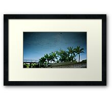 Mirage at Alma Bay Framed Print