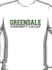 GREENDALE College Jersey T-Shirt
