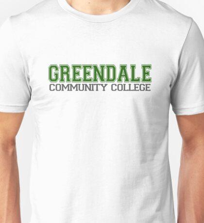 GREENDALE College Jersey Unisex T-Shirt