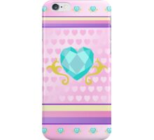 My little Pony - Princess Cadence Cutie Mark V4 iPhone Case/Skin