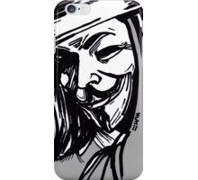 V-Shirt iPhone Case/Skin