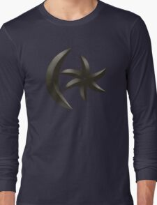 Morrowind Moon and Star Long Sleeve T-Shirt