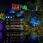 Durham Castle by Dave Hudspeth