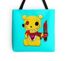 Winnie the killer pillow Tote Bag