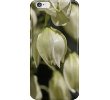 Yucca Flowers iPhone Case/Skin