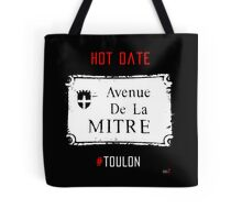 Toulon city Mitre forever Tote Bag
