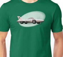 Rocket Car Unisex T-Shirt