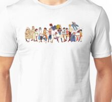 Team Ghibli - Studio Ghibli Unisex T-Shirt