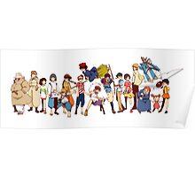 Team Ghibli - Studio Ghibli Poster