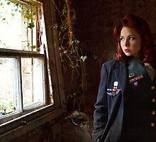 Wasteland Window by atomicgirl