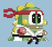 Puzzle Bubble Bobble Fighter by thedarwin