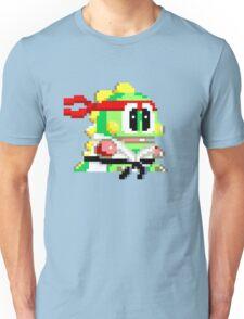 Puzzle Bubble Bobble Fighter Unisex T-Shirt