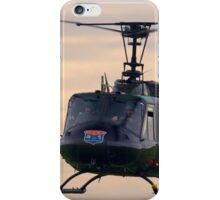 Huey Helicopter iPhone Case/Skin