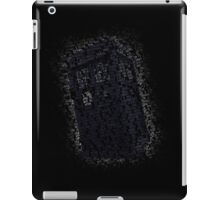 Words in time and space  iPad Case/Skin