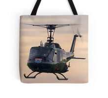 Huey Helicopter Tote Bag