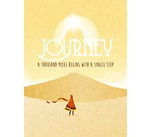 Journey PS4 Photographic Print