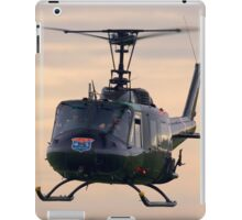 Huey Helicopter iPad Case/Skin