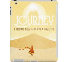 Journey PS4 iPad Case/Skin