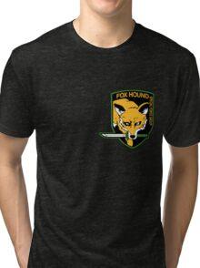 Metal Gear Solid Foxhound Tri-blend T-Shirt