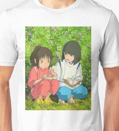 Spirited Away - Studio Ghibli Unisex T-Shirt