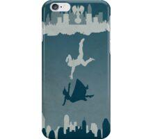 Bioshock Infinate - Solid Background iPhone Case/Skin
