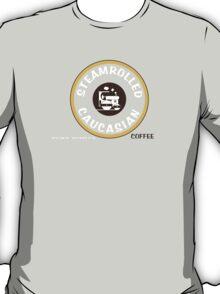 Steamrolled Caucasian Darker T's T-Shirt