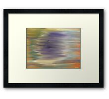 ABSTRACT 602 Framed Print