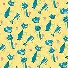 Cats by Shane McGowan