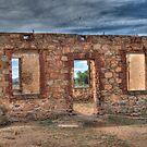 Ruins, Silverton, NSW by Adrian Paul
