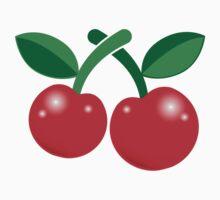 Super cute red cherries  Kids Tee