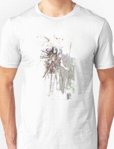 Fantasy Warrior Character Art T-Shirt