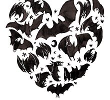 Bat Heart by Foss