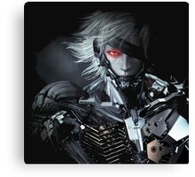 Metal Gear Solid Raiden Canvas Print