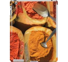 Spice Market iPad Case/Skin