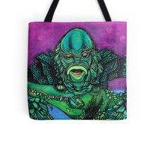 The Creature Lives Tote Bag