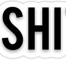T-SHITR Sticker