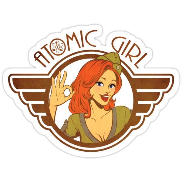 Atomic Girl  by atomicgirl